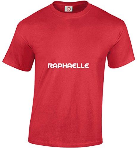 T-shirt Raphaelle rossa