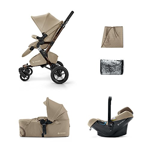 Concord - Coche de paseo trío neo mobility set beige
