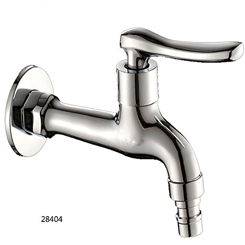 Waschmaschine Wasserhahn mop Pool Hahn schnelles Öffnen mit doppelt breiten Kupfer Anti-Cracking , 28404
