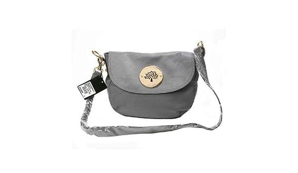Mulberry Bag Daria Satchel Shoulder Grey  Amazon.co.uk  Kitchen   Home de8a0c7edf5ff