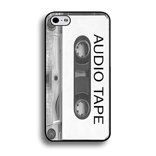 Cassette Tape Iphone 6 Plus/6s Plus 5.5 Inch Case,Trendy Vintage Magnetic Tape Phone Case Cover for Iphone 6 Plus/6s Plus 5.5 Inch Magnetic Tape Cool Color190d