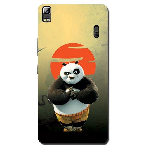 Kaira brand Designer Back Case Cover for Lenovo K3 Note (Panda)
