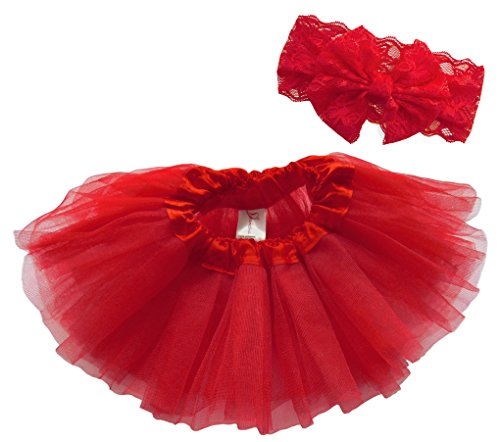 dancina-baby-tullrock-tutu-classic-set-m-passendem-haarband-rot-classic-6-23-monate