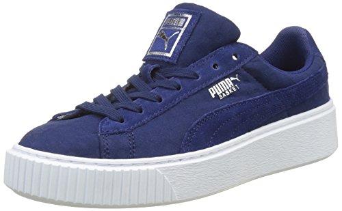 Bild von Puma Damen Basket Platform De Sneaker