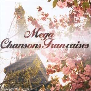 Coffret 4 CD : Mega Chansons françaises