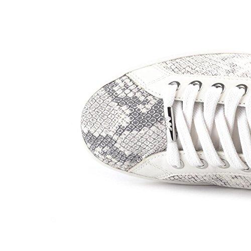 MICHAEL by Michael Kors Chaussures Pratt Baskets Femme Natural