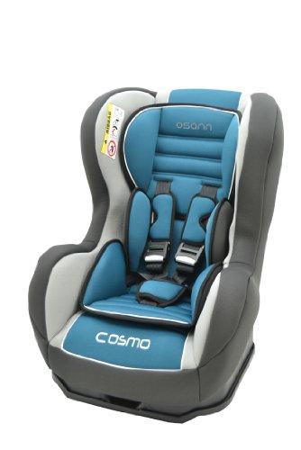 Osann 101-116-153 Kinderautositz Cosmo SP Agora Petrol, 0 bis 18 kg, ECE Gruppe 0 / 1, von Geburt bis circa 4 Jahre, reboard bis 10 kg nutzbar