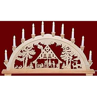 yanka-style-XL-Schwibbogen-Lichterbogen-Leuchter-Waldhaus-ca-72-cm-breit-traditionelles-Motiv-10flammig-Weihnachten-Advent-Geschenk-Dekoration-83148-43