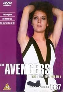 The Avengers : The Definitive Dossier 1967 (Box Set 2) [DVD]