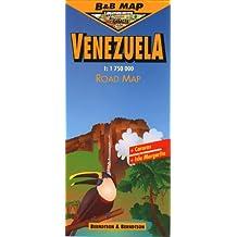 Venezuela : 1/1 750 000
