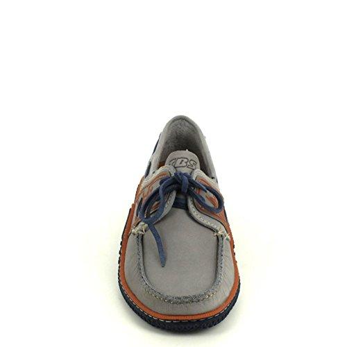 TBS Globek D8, Chaussures Bateau Hommes, Marron (Datte Encre), 40 EU GRIS