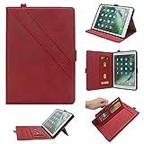 LEMOUTON YZ-164-FR YZ-164-FR Tablet-Schutzhülle, iPad 9.7 (2017&2018) iPad Air 2, rot