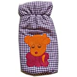 Squnibee New Born Baby Feeding Cotton Bottle Cover With Soft & Attractive Fancy Print & Design/New Born Baby Feeder Cartoon Print Cover/Fancy Bottle Feeder Cover 220-300 Ml Bottle