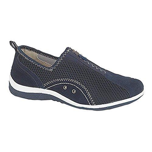 ladies-gusset-boulevard-slipon-navy-shoes-9-uk-navy