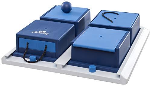 TRIXIE Dog Activity Poker Box, 31x10x31 cm, Niv 2