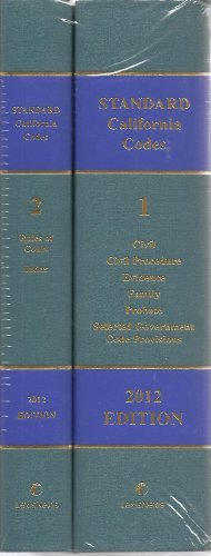 standard-california-codes-2012-edition-six-in-two-two-volume-set-volume-one-civil-civil-procedure-ev