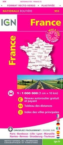 Descargar Libro 955 FRANCE RECTO VERSO PLASTIFIEE de COLLECTIF