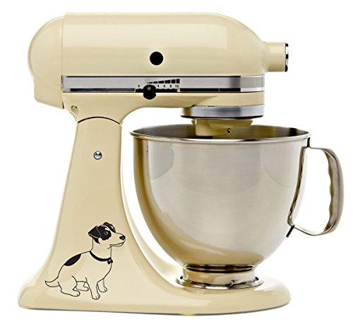 Jack Russell Terrier Lovers Aufkleber für Küchenmixer