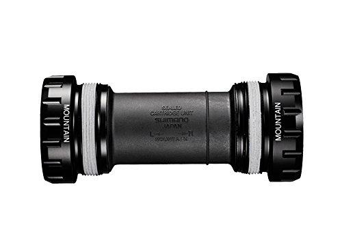 Shimano Lagerschalensatz 2092887810-Lagerschalensatz, schwarz, 12x12x5cm, IBBMT800B