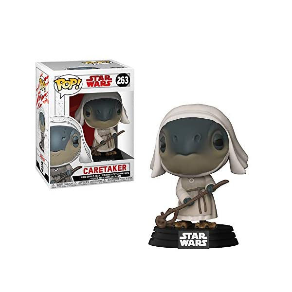 Funko Pop Sirviente (Star Wars 263) Funko Pop Star Wars