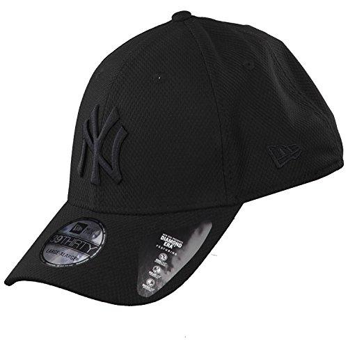 New Era Diamond Era Essential 3930 Neyyan Blk - Schirmmütze Linie New York Yankees für Herren, Farbe Schwarz, Größe L-XL