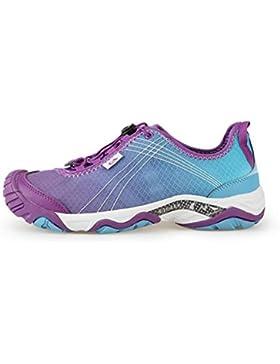 Mens / Ladies mesh scarpe da trekking scarpe da acqua di moda estiva leggero e traspirante , Purple , 35