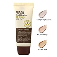PURITO Snail Clearing BB Cream SPF38/PA++ 30ml (23 Natural beige)
