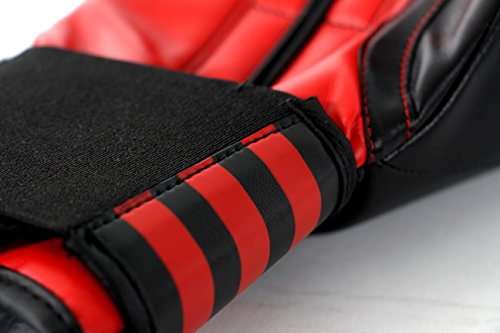 adidas Boxhandschuhe Power 100, Schwarz, 12, ADIPBG100 - 6
