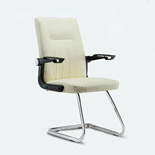 GJM Shop tabouret pivotant à 360 ° réglable en hau Mains courantes noires chaise d'ordinateur en simili-cuir + éponge coussin cadre siège dossier chaise de bureau ménage moderne minimaliste tabouret --- Sponge + Leatherette / surface de chaise en bo ( Couleur : 3 )