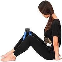 Equipo Honeysuck ejercitador de piernas, para entrenamiento en casa, multifunción, color azul