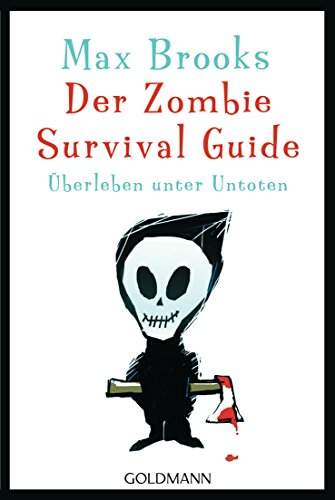 Buchseite und Rezensionen zu 'Der Zombie Survival Guide: Überleben unter Untoten' von Max Brooks