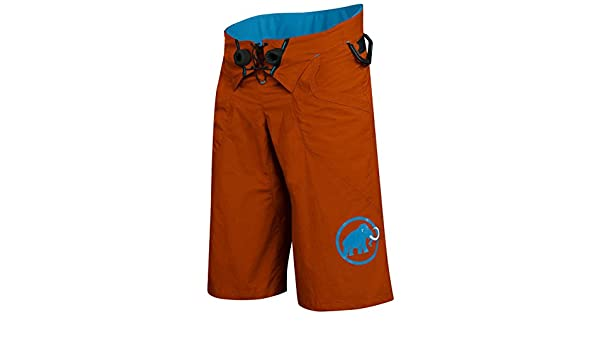 Mammut Klettergurt En 12277 : Mammut realization short ginger imperial m amazon sports et