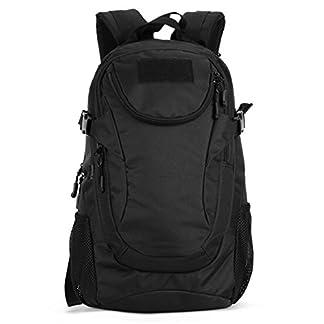 Huntvp 25L Tactical Military Daypack Molle Rucksack Assault Backpack School Bag Daysack for Camping Hiking Hunting Trekking 9