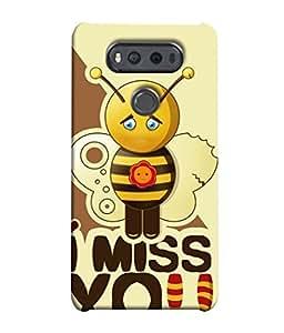 PrintVisa Designer Back Case Cover for LG V20 Dual H990DS :: LG V20 Dual H990N (Cute doll Doll with wings)