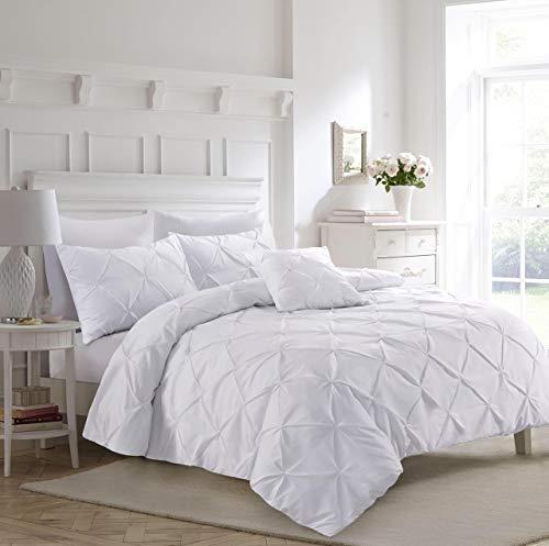 Fixtex Luxury White Pinch Pleat ...