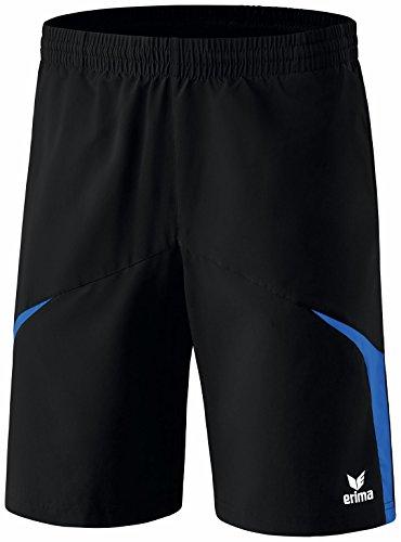 Erima Herren Oberbekleidung Razor 2.0 Shorts, Schwarz/New Royal, XL