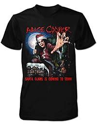 ALICE COOPER - Santa Claws - T-Shirt - Größe Size XXL