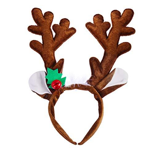 nbänder Weihnachtsfeier Kostüm Neuheit Zubehör für Kinderparty ()