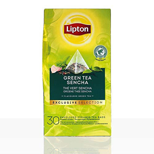 Lipton Tee Exclusive Selection Green Tea Sencha Grüntee 6 x 30 Beutel á 1,8g -