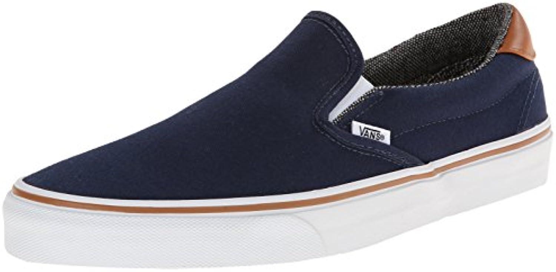 Vans SLIP-ON SLIP-ON SLIP-ON 59 Low-Top scarpe da ginnastica, Unisex Adulto   Reputazione a lungo termine    Uomo/Donne Scarpa  d94006