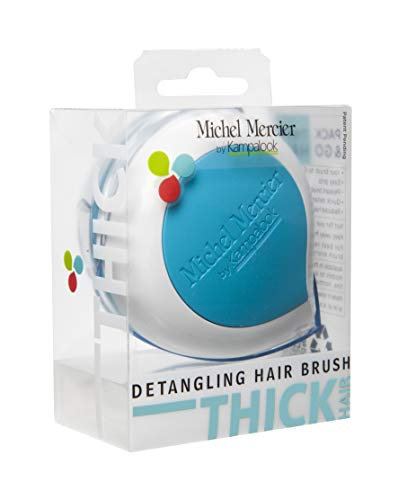 Michel Mercier Haarbürste Tangle Tamer Reise Haar Locken trbc6045Kompatible für Haar -