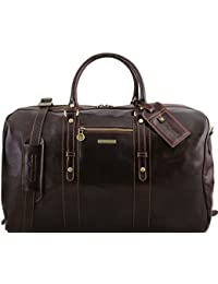 810444 - TUSCANY LEATHER: OSLO - Sac de voyage en cuir, marron