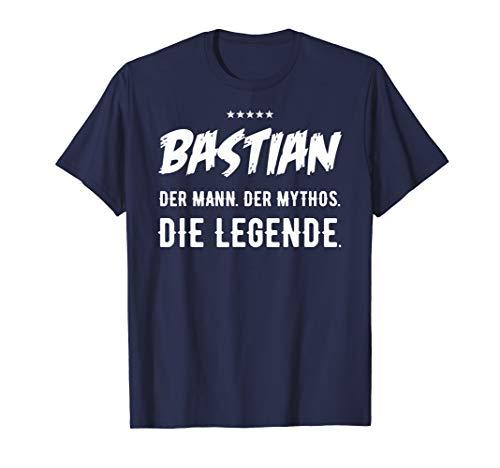 Bastian T-Shirt, lustige Geschenk-Idee