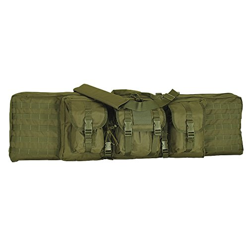 "Voodoo Tactical 46"" Padded Weapons Case Waffentasche (Olive Drap (OD))"