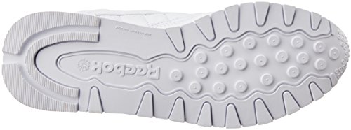 Reebok Femme Chaussures / Baskets CL Leather Quilted Blanc