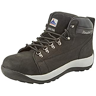 Steelite ™ bota de media corte nubuck SB (FW31)
