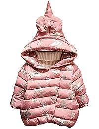 Oyfel Abrigo Chaqueta Parka Resolve Jacket Casaca China Chica Invierno Nieve Polar Otono Rebajas Orejas Nino Nina 80 cm
