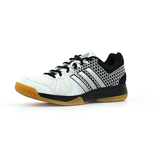adidas Ligra 4 W - ftwwht/msilve/cblack, Größe:10