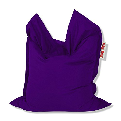 SITTING POINT only by MAGMA Sitzsack Brava Big Bag 130x170cm aubergine