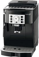 DeLonghi ECAM 22.110.B Kaffee-Vollautomat (1450 Watt, 1,8 Liter, 15 bar, Dampfdüse) glossy black